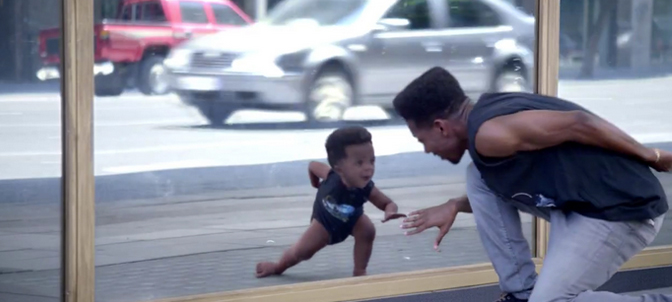 "Evian's-""Baby-&-Me""-commercial"