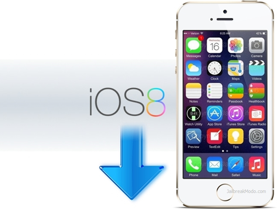 How To Identify Iphone Model >> Apple's iOS 8 updated mobile operating system | HostOnNet.com