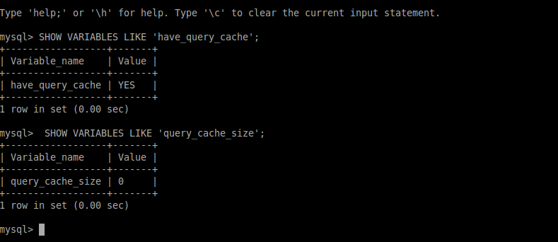 Speed Up Your Web Site With MySQL Query Caching ...