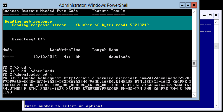 powershell-download