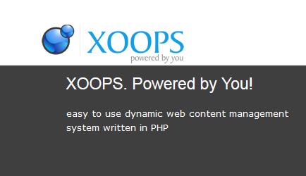 xoops-script-installation